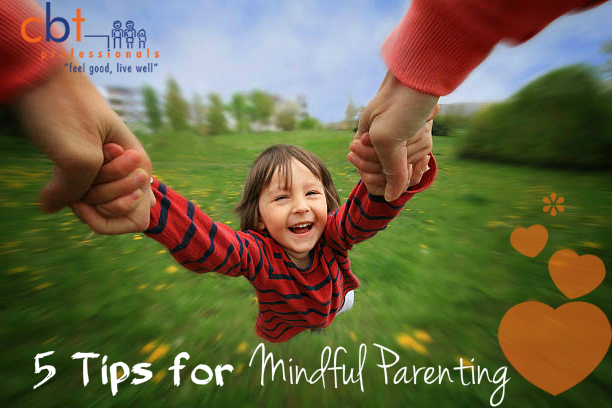 5 Tips for Mindful Parenting