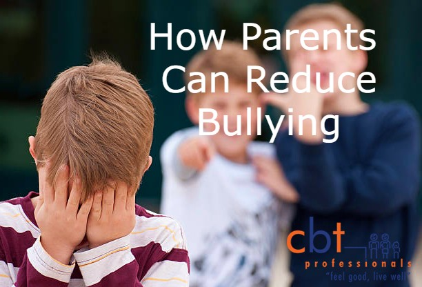 How parents can reduce bullying