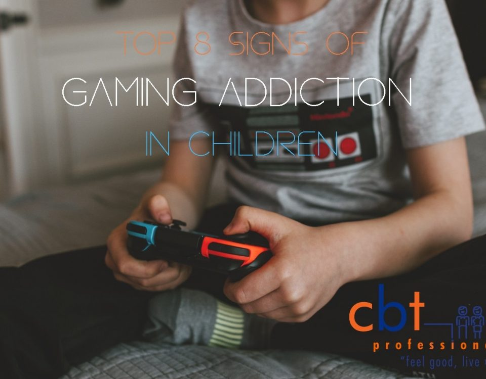 8 Signs of Gaming Addiction in Children
