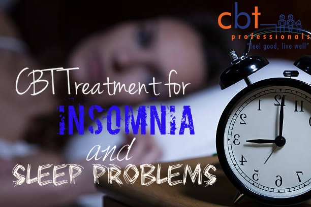 CBT Treatment for Insomnia and Sleep Problems