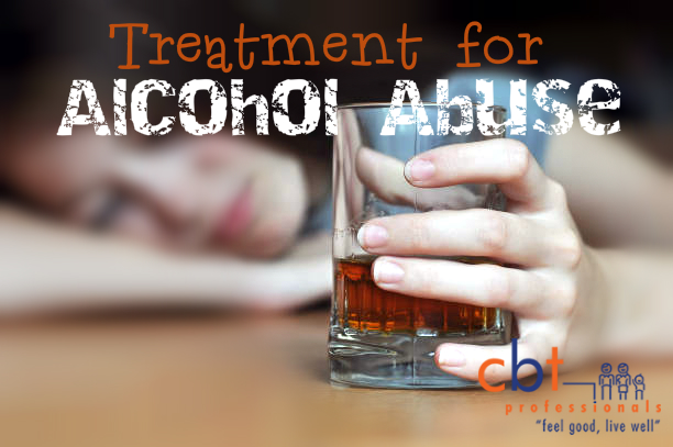 CBT Treatment for Alcohol Abuse