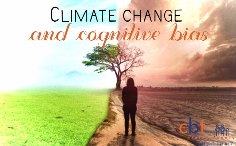 Climate change and cognitive biases