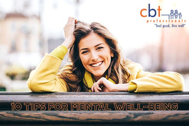 10 Tips for Mental Well-Being