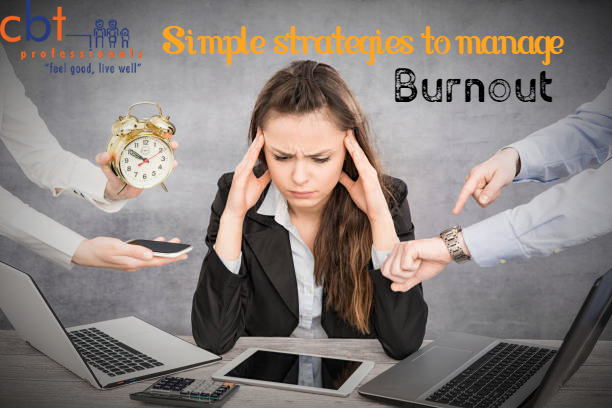 Strategies for Managing Burnout
